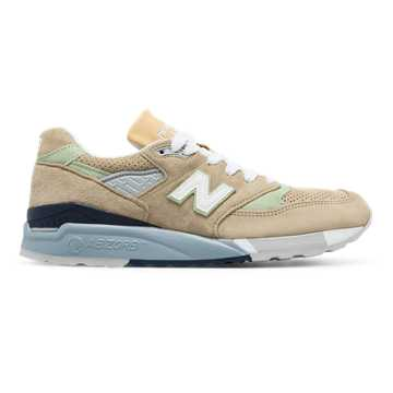 New Balance 998 Made in the USA, Tan