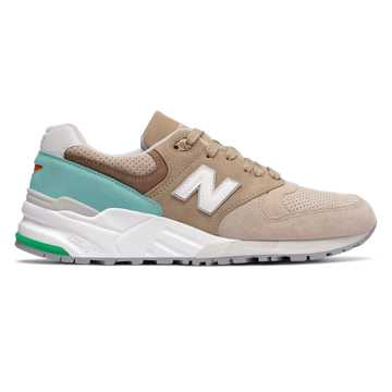 New Balance 999 Made in US Color Spectrum, Beige with Clear Sky