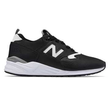 New Balance 999 Deconstructed Made in US, Black with White