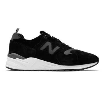 New Balance 999 Made in US, Black with White