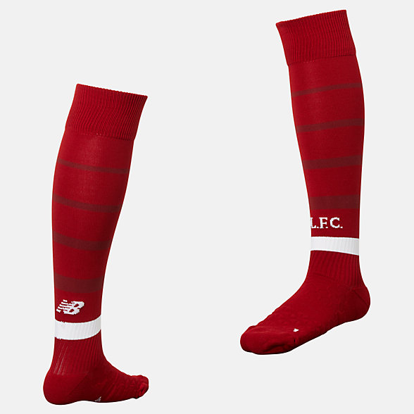 New Balance LFC Home Sock, MA830012RDP