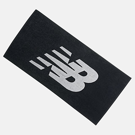 NB NBF Team Towel Medium, MA914002BKW image number null