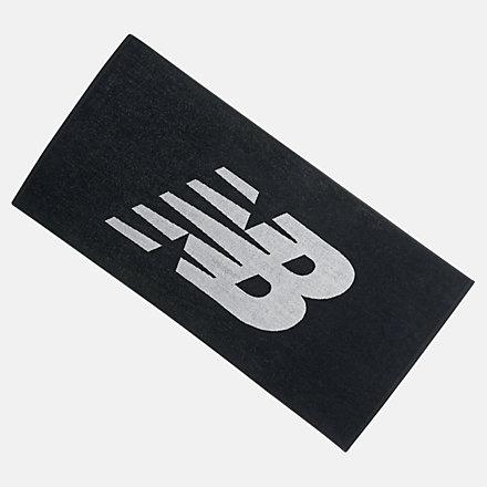 NB NBF - Team Towel Medium, MA914002BKW image number null