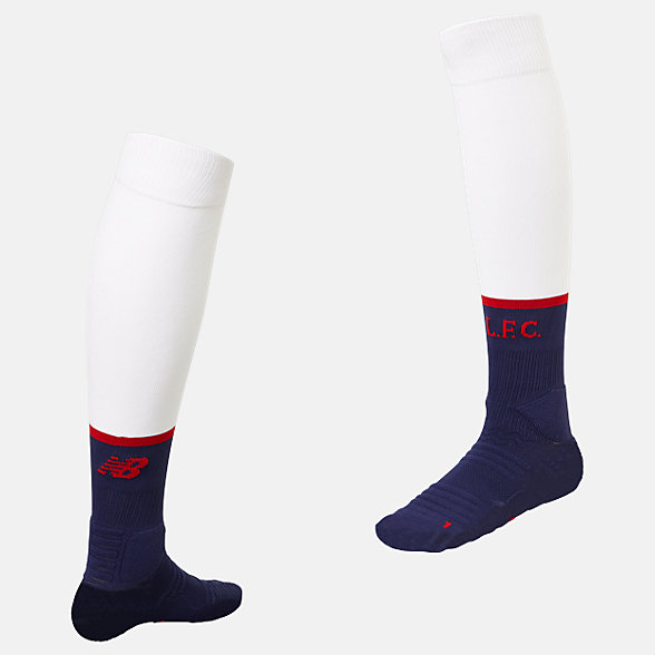 NB Liverpool FC Away Sock, MA930018AWY