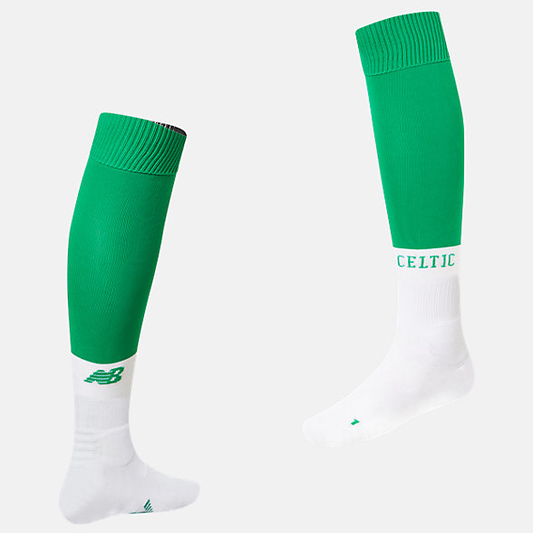 NB Celtic FC Home Sock, MA930069HME