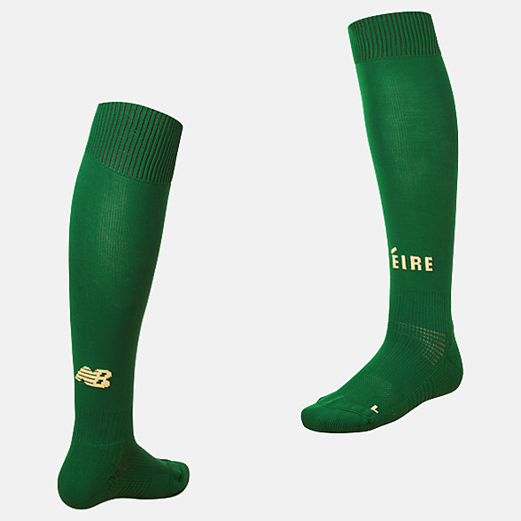 NB FA Ireland Home Sock, MA930327HME