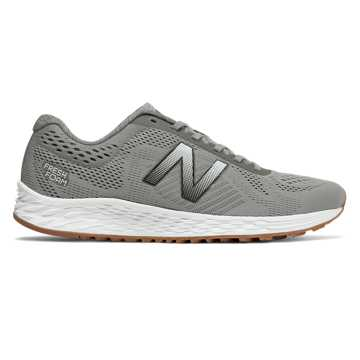 New Balance Fresh Foam Arishi, Team Away Grey with Magnet