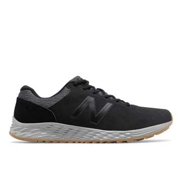 New Balance Fresh Foam Arishi Luxe Holiday Pack, Black with Magnet & Burgundy
