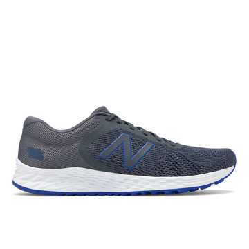 New Balance Fresh Foam Arishi v2, Lead with Royal Blue & White