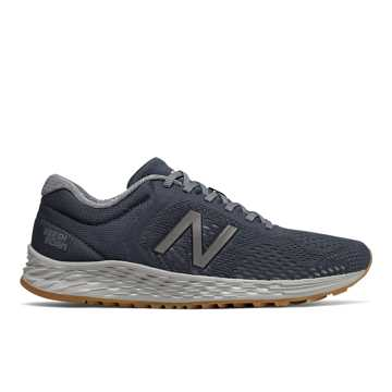 New Balance Fresh Foam Arishi v2, Navy with Grey