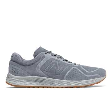 New Balance Fresh Foam Arishi v2, Grey with Black