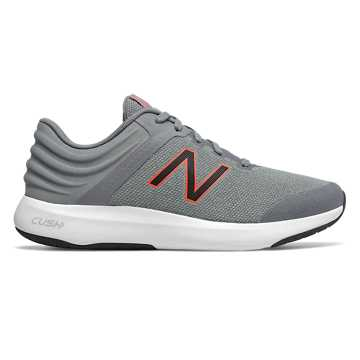 New Balance RALAXA, Gunmetal with Alpha Orange
