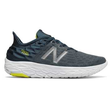 New Balance Fresh Foam Beacon v2, Orion Blue with Supercell & Sulphur Yellow