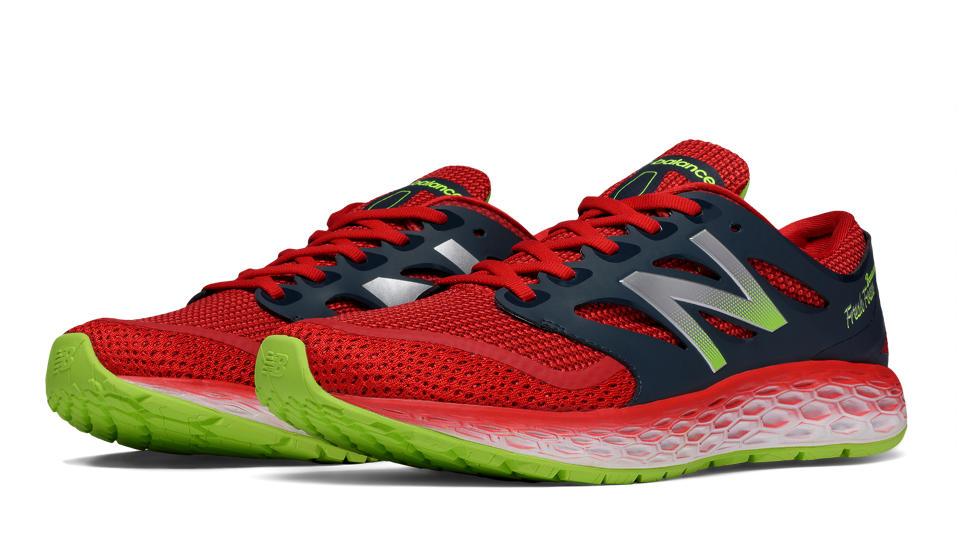 Oo726087C New Balance Boracay v2 Red Mens Running Shoes