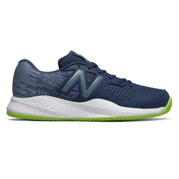 New Balance New Balance 696v3, Pigment with Energy Lime