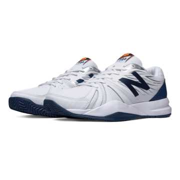 New Balance 786v2, White with Blue