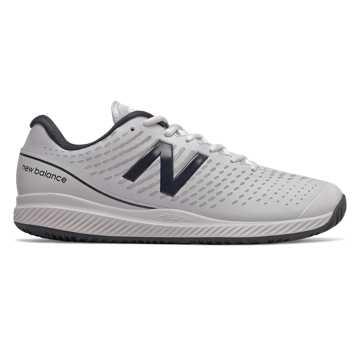New Balance 796v2, White with Navy