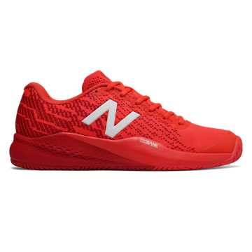 New Balance 996v3 Tournament, Flame with Team Red
