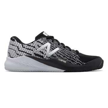 New Balance 996v3, Black with White
