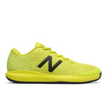 New Balance FuelCell 996v4, Sulphur Yellow with Lemon Slush & Black