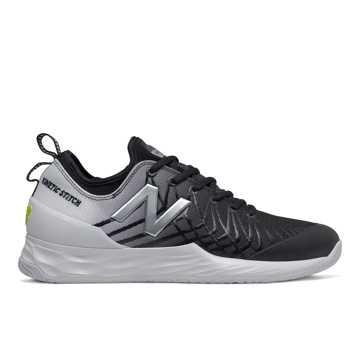 New Balance Fresh Foam Lav, Black with White