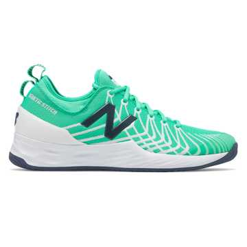 New Balance Fresh Foam Lav, Neon Emerald with White