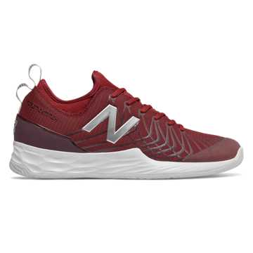 New Balance Fresh Foam Lav, Scarlet with White