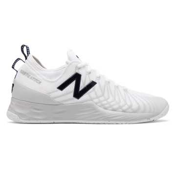 New Balance Fresh Foam Lav, White with Navy