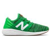 b32dfbd212255 New Balance Fresh Foam Cruz Reds House Edition, Green with White