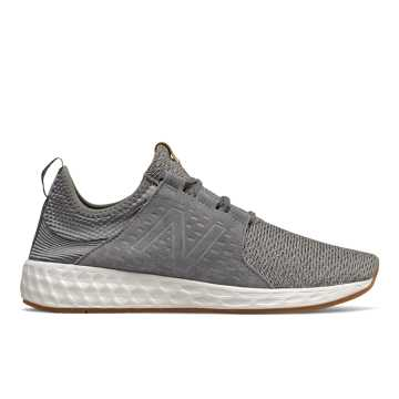 New Balance Fresh Foam Cruzv1 Reissue, Castlerock with Team Away Grey & Sea Salt
