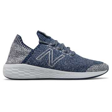 New Balance Fresh Foam Cruz SockFit, Marblehead with Pigment
