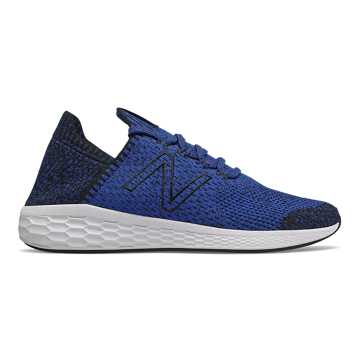 New Balance Fresh Foam Cruz SockFit, Team Royal with Black