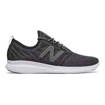 New Balance FuelCore Coast v4, Black with Phantom