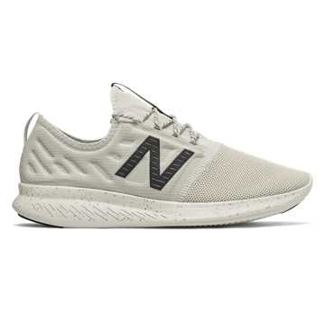 New Balance FuelCore Coast v4 City Stealth Pack, Moonbeam with Team Away Grey & Phantom