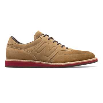 half off d0c1c 593e2 New Balance 1100, Brown with Maroon