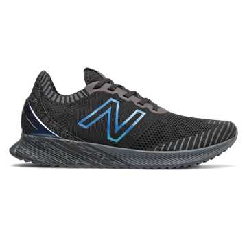 New Balance Men's FuelCell Echo NYC Marathon, Black with Orca
