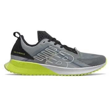 New Balance FuelCell Echolucent, Light Slate with Lemon Slush