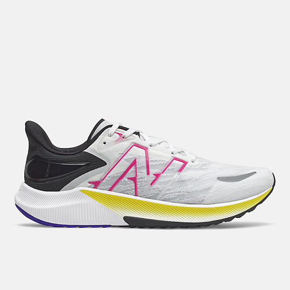 New Balance FuelCell Propel v3男款跑步运动鞋, MFCPRLM3
