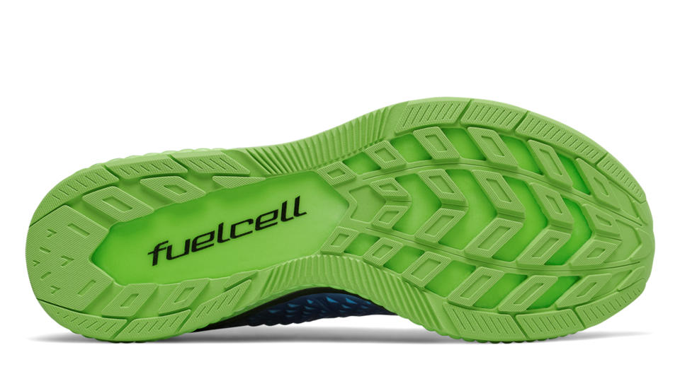 NB New Balance FuelCell, Bolt with Energy Lime