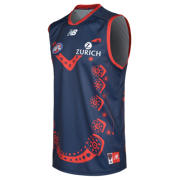 New Balance 2019 MFC Indigenous Adult Guernsey, Blue