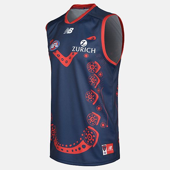 New Balance 2019 MFC Indigenous Adult Guernsey, MFMT9123BL