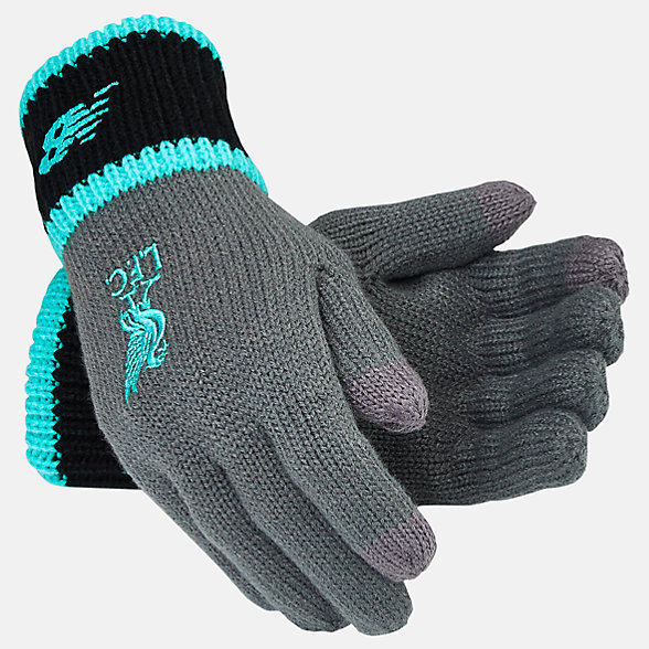 NB Liverpool FC Elite Knitted Gloves, MG934011BP4