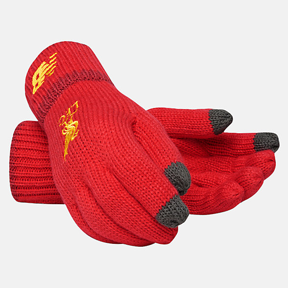 NB Liverpool FC Elite Knitted Gloves, MG934011TP2