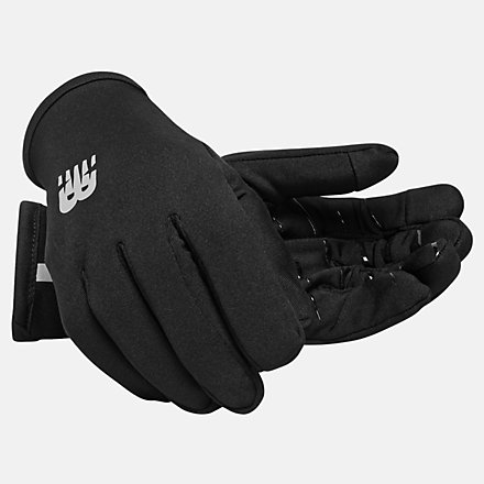 New Balance Team Pre Season Running Glove, MG934314BSI image number null