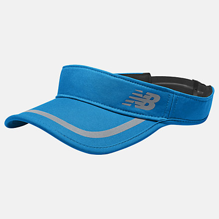 NB NB Impact Running Visor, MH030413WS1 image number null