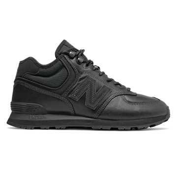 New Balance 574 Mid, Black