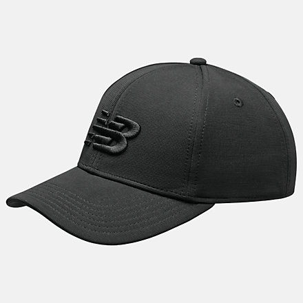 New Balance Team Cap, MH934307BK image number null