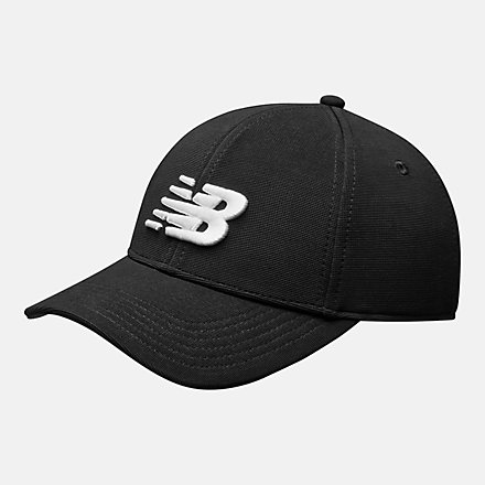 New Balance Team Cap, MH934307BKW image number null