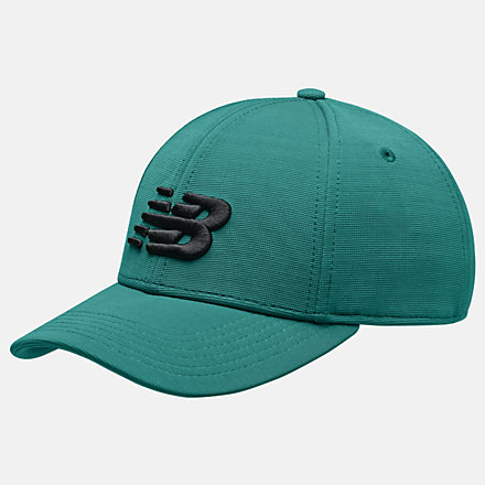 New Balance Team Cap, MH934307MGW image number null