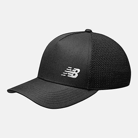 New Balance Team Customisable Cap, MH934308BKW image number null